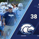 Varsity Football beats Savannah 38 – 13