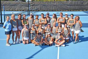 Photos Tennis vs HHP 8/29/19