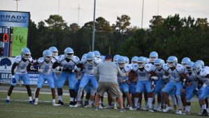 Photos from Football Game @ St James 8/30/19