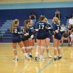 JV Volleyball vs Calvary Day