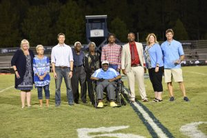 Athletic Hall of Fame Induction Ceremony 9/20/19