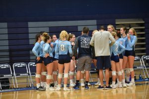 Volleyball vs May River 10/1/19