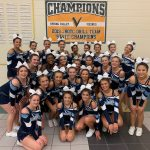 Good Luck to the Cheer team as they compete today in Lexington