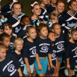 """Seahawk """"Pink Out"""" Cheer Camp"""