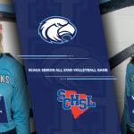 2 Senior Volleyball Players Selected for SCACA North South Game