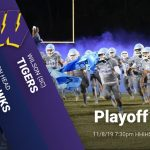 Information for Football Playoff Game vs Wilson 11/8/19