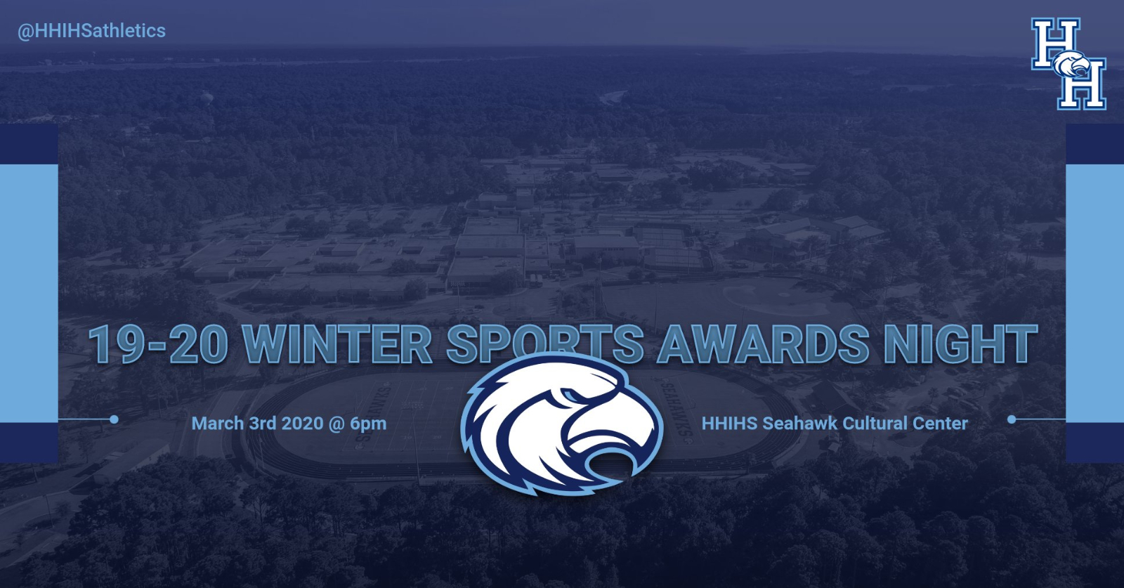 Winter Sports Awards Night 3/3/20 @ 6pm in the SCC
