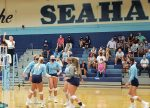 Varsity Volleyball takes down Beaufort 3 – 0 in the season opener