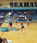 Varsity Volleyball beats James Island Charter 3 – 1