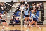 Varsity Volleyball beats May River 3 – 1