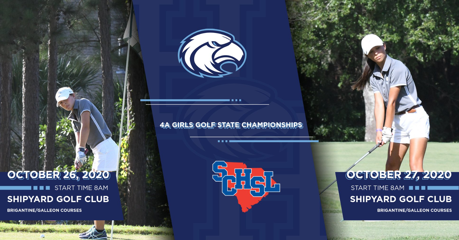 Seahawks Host 4A Golf State Championship 10/26-10/27