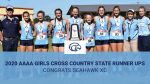 Girls Cross Country finish in 2nd Place Boys in 6th at AAAA State Finals