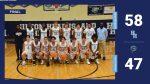 Boys Varsity Basketball beats Oceanside Collegiate Academy 58 – 47
