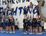 2021 Fall Cheer Tryouts.