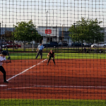 Assumption High School Varsity Softball beat Sacred Heart 1-0 in Region Semifinals