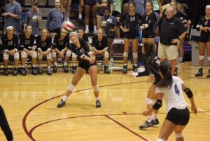 AHS VB vs Cathedral 8/20/16