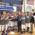 Boys Basketball Wins GWOC South Title