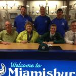 Wes Birchmeier signs NLI with Lake Erie College