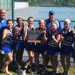 Lady Vikings Tennis Team Finishes at the Top of the GWOC