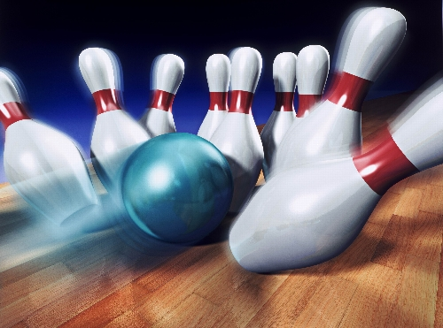 Booster Bowling Bash 1/27/18 @ Poelking Lanes South