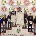Ryley Regan Finishes 8th At State Wrestling Meet