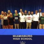 Class of 2015 College Bound Athletes