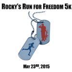 Rocky's Run for Freedom 5K Run/Walk
