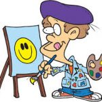 Channel Your Inner Artist – July 21st