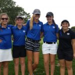 Girls Golf Team Finishes 2nd At Sectionals