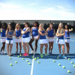 Girls Tennis Players Receive Many All-Area Awards