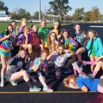 Girls Cross Country Team Finishes 2nd at Districts