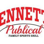 Boys Lacrosse Restaurant Takeover at Bennett's 2/22