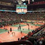Wrestling Has Impressive Showing In First Round Of State Meet