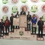 Ryley Regan Places 5th At OHSAA State Championships