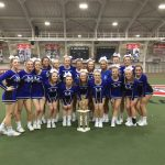 Competition Cheer Team Finishes 4th At State
