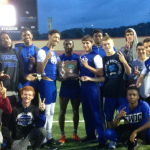 Boys Track Finishes 2nd Place At Districts