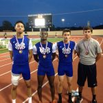 Boys Track Finishes 8th At Regionals – Waters and Gray Advance To State