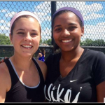 DDN Article on Carley Sickinger and Jada Strickland