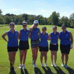 Miamisburg High School Girls Varsity Golf beat Northmont Senior High School 197-203
