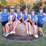 Miamisburg High School Girls Varsity Golf falls to Springboro High School 177-181