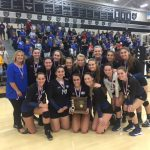 Miamisburg Volleyball Finishes Season As District Runner Ups