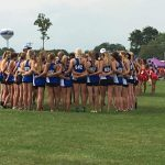 2016 Girls Cross Country Season