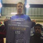 Miamisburg High School Boys Varsity Wrestling finishes 6th place