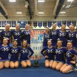 Middle School Cheer Captures 4th Straight OAC State Championship