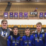 Wrestling 5th at GWOC Championships (McGuire & Perkins GWOC Champs)