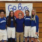 Lady Vikings Basketball Over Fairborn 51-31 On Senior Night