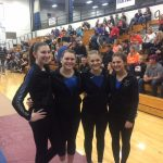 Girls Place 3rd at Dayton City Championships on Senior Day