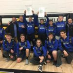Wrestling Finishes 4th Place At Sectionals (w/ 6 Advancing)