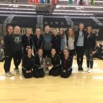 Girls Gymnastic Team Finishes 2nd At Districts