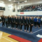 Vikings Gymnastics Team Finishes 10th at State Meet